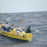 Colin Briggs and Bobby Prentice and their boat Move Ahead (2)